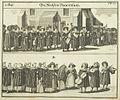 Wedding procession, 1724, from Juedisches Ceremoniel.jpg