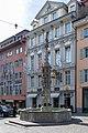 Weinmarktbrunnen und Hotel Krone in Luzern 20190421.jpg