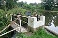 Weir control at Unstead Lock - geograph.org.uk - 949971.jpg