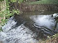 Weir in Sheinton Brook - geograph.org.uk - 628150.jpg