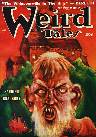 "Fever Dream (short story) - ""Fever Dream"" was originally published in the September 1948 issue of Weird Tales"