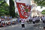 Welfenfest 2013 Festzug 064 Fanfarenzug Welfen.jpg