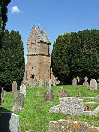 West Chinnock - Image: West Chinnock church