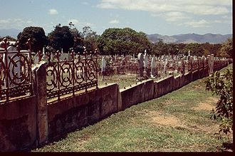 West End, Queensland (Townsville) - West End Cemetery