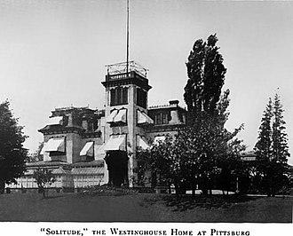 Westinghouse Park - Image: Westinghouse Solitude Leupp 3
