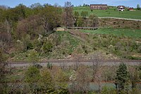 What remains of the South Fork Dam (11717678065).jpg
