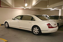 maybach 57 und 62 – wikipedia