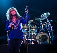 David Coverdale English singer