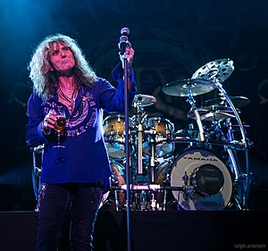 David Coverdale - Image: Whitesnake San Antonio 2015 6