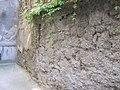 Wien - Tandelmarktgasse 8 Ghettomauer 04.JPG