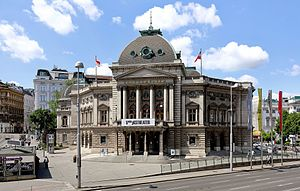 Volkstheater, Vienna - The Volkstheater