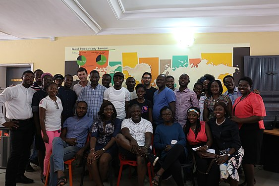 Wikidemocracy Lagos Nigeria May2017 GroupPhoto.jpg