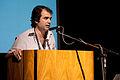 Wikimania 2009 - Patricio Lorente - Closing ceremony (1).jpg