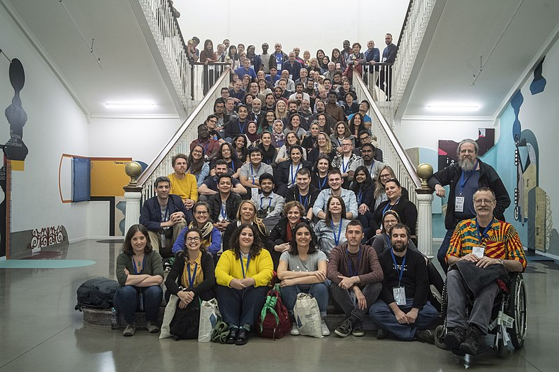 File:Wikimedia+Education Conference 2019 group photo 01.jpg