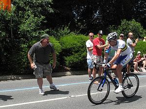 2012 Tour Down Under - Image: Will Clarke 2012 Tour Down Under