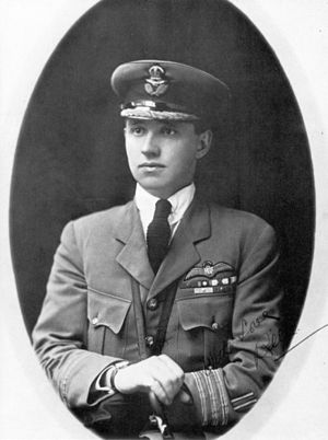 William George Barker - Official photograph of Lieutenant Colonel Billy Barker