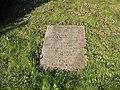 Witten Gedenksteine Zwangsarbeiter katholischer Friedhof Herbede Namen 1.jpg