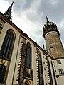 Wittenberg - Schlosskirche II.jpg