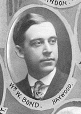 William West Bond - Bond pictured in the 60th General Assembly composite photo