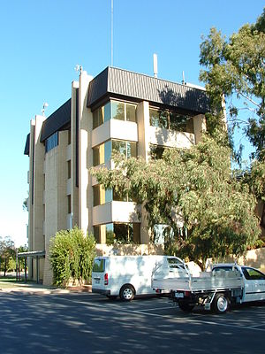 Wodonga - Wodonga City Council Offices