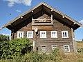 Wood house in Manga, Pryazhinsky District.jpg