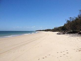 Bribie Island National Park - Woorim Beach