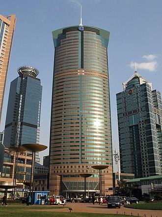 World Finance Tower - Image: World Finance Tower