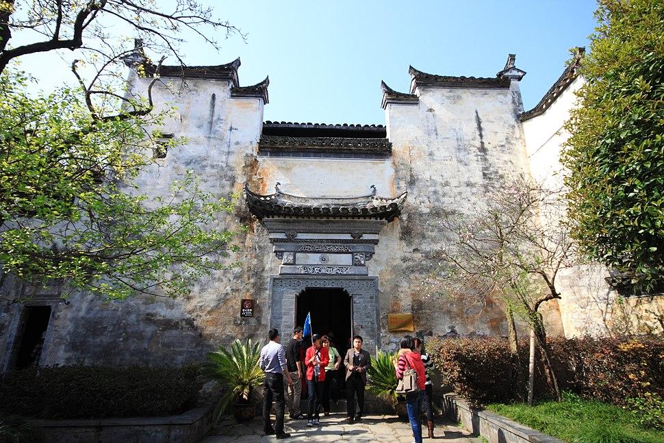 Wuyuan Jiangwan 20120331-21