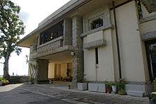 ヨドコウ迎賓館 エントランス入口の画像