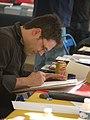 Yanick Paquette - Comédie du Livre 2010 - P1400226.jpg