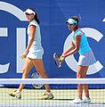 Yaroslava Shvedova and Sania Mirza (5995458313).jpg