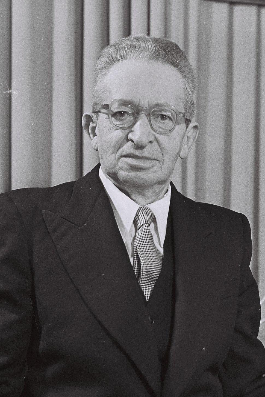 Yitzhak Ben-Zvi