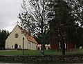 Ylitornio church and belltower 3.jpg