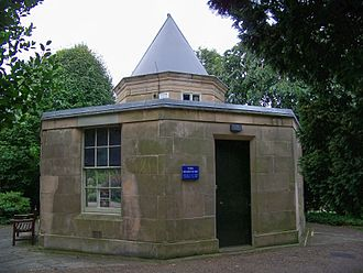 Yorkshire Museum - York Observatory