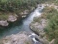 Yura River in Nantan city 3.jpg