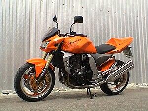 Kawasaki Z 1000 Wikipedia