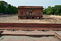 Zafar Mahal - South Facade - Hayat-Bakhsh-Bag - Red Fort - Delhi 2014-05-13 3358.JPG