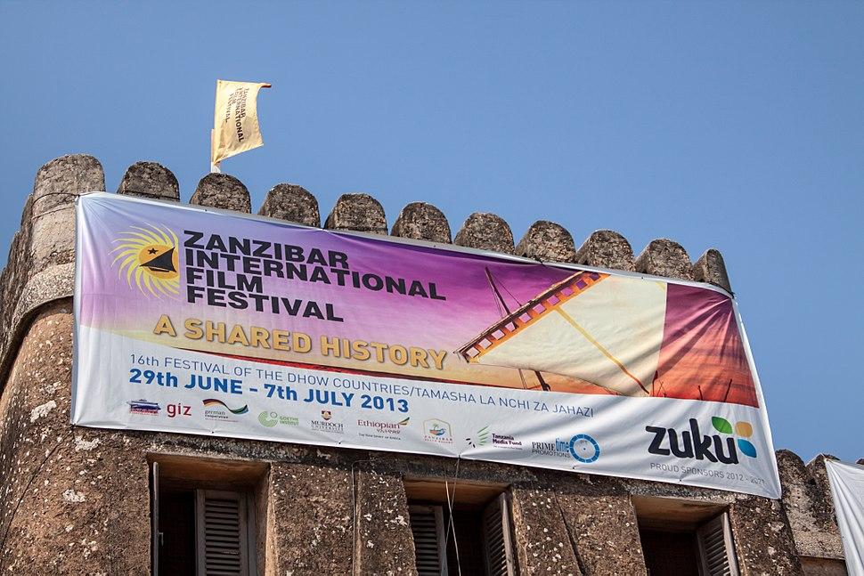 Zanzibar International Film Festival 2013