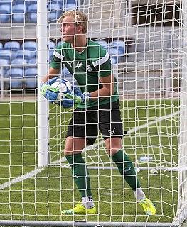 Jacob Rinne Swedish footballer
