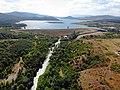 Zhrebchevo Dam, Bulgaria and Tundzha river (17 July 2021).jpg