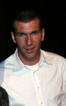 Zinedine Zidane 20minutos