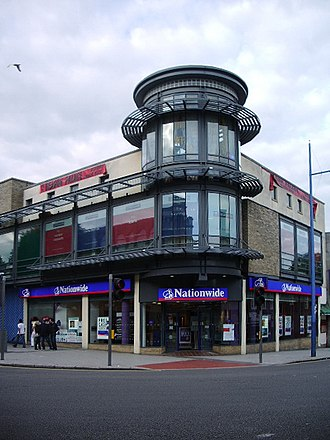 Nationwide Building Society - A branch of Nationwide in Southampton