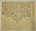 """""""The Assassination of Khusrau Parviz"""", Folio 742v from the Shahnama (Book of Kings) of Shah Tahmasp MET sf1970-301-75b.jpg"""