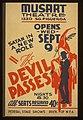 """""""The devil passes"""" LCCN98507368.jpg"""
