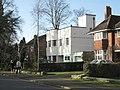 'Art Deco' house, Avenue Road, Dorridge B93 - geograph.org.uk - 2197401.jpg