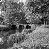 foto van 't Oude Hof: toegangsbrug met hek