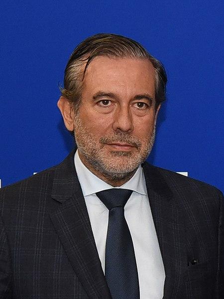 Enrique López, el cuarto de la lista electoral. Autor: Gobierno de Castilla-La Mancha, 23/10/2019. Fuente: Flickr (CC BY-SA 2.0.)