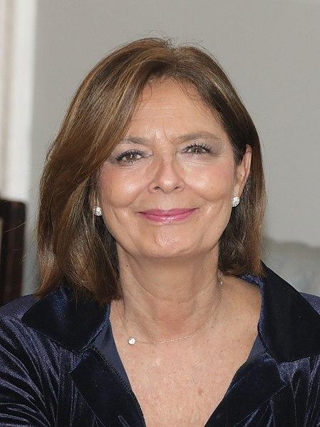 Paloma Adrados Gautier se incorpora a la lista electoral de Ayuso. Autor: PP Comunidad de Madrid, 11/12/2018. Fuente: Flickr (CC BY 2.0.)