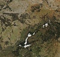 (Provincia de Segovia) IberianPeninsulaNASA (cropped).jpg