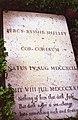 §Shelley - Tomba al Cimitero acattolico di Roma- Foto di Massimo Consoli, 1996 2.jpg